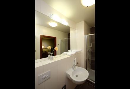 Apartament Cappuccino – łazienka